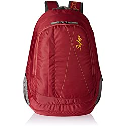 Skybags Gizmo 26 Ltrs Red Casual Backpack (LPBPGIZ2RED)