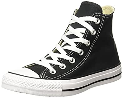 Converse Unisex Black Sneakers - 10 UK/India (44 EU)