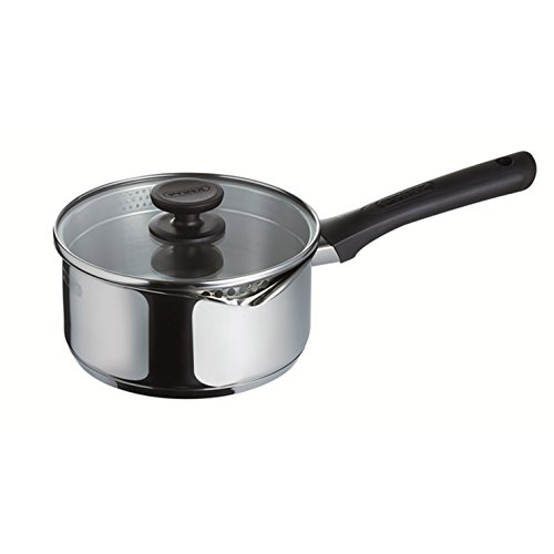 Pyrex Stainless Steel Saucepan 18cm