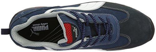 Puma Skylon Low S1P Esd Src, Chaussures Espadrilles Mixte Adulte bleu