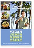 Vegan - Jedes Essen zählt - Halbmonats-Kalender 2016 - Alpha-Edition - Wandkalender mit veganen Rezepten von Attila Hildmann - 23,7 cm x 34 cm