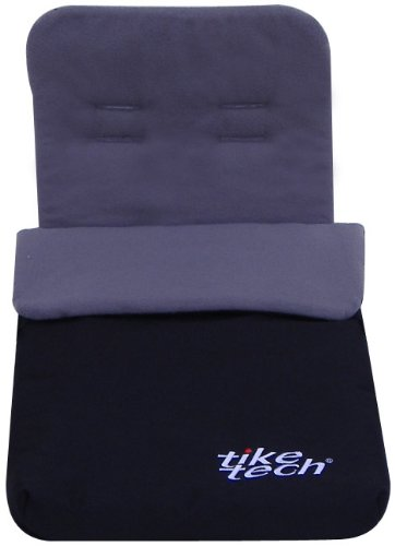 TIKE TECH STROLLER FOOT MUFF  CLASSIC BLACK BY TIKE TECH