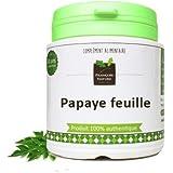 Papaye feuille240 gélules gélatine végétale