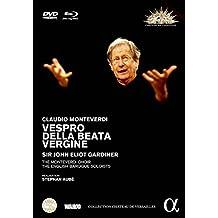 Monteverdi: Vespro Della Beata... [Dvd+Blu] / Gardiner