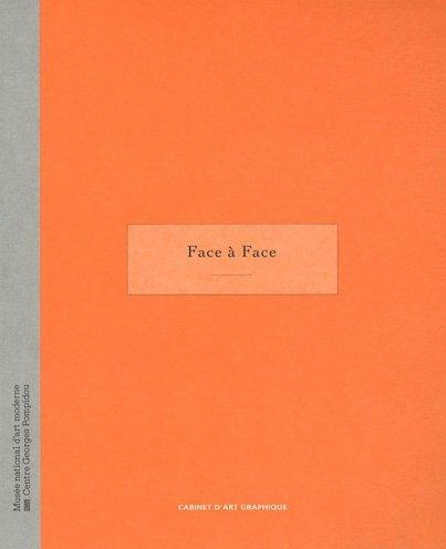 Face a Face par Jean Louis Schefer