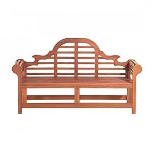holz gartenbank akazienholz holzbank sitzbank 180cm toscana marlboro k che. Black Bedroom Furniture Sets. Home Design Ideas