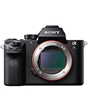 Sony a7S II ILCE7SM2/B 12.2 MP E-Mount Camera with Full-Frame Sensor, Black