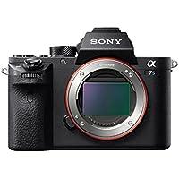 Sony A7S II ilce7sm2/B montura tipo E de 12.2Mp Cámara con sensor de fotograma completo, negro