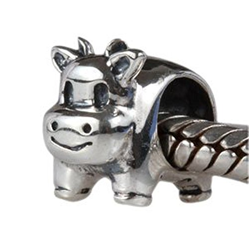 Andante-Stones 925 Sterling Silber Bead Charm