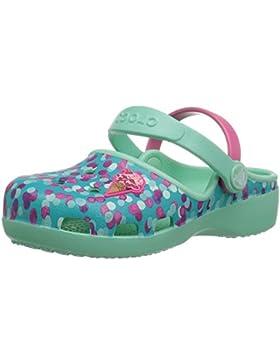 Crocs Karin Novelty Clog Kids, Zuecos Para Niñas