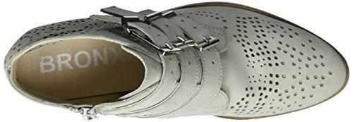 Bronx Damen Bx 025 Brezax Stiefel Grau (Grey)