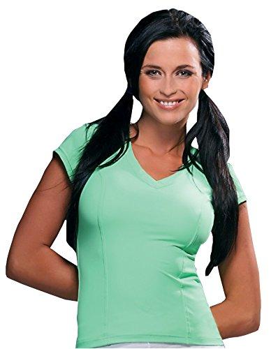 gWinner Maillot Gracia de fitness sport pour femme Vert