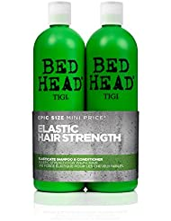 Tigi Bed Head Elastic Hair Strength Kit Shampooing + Conditionneur 1,5 ml