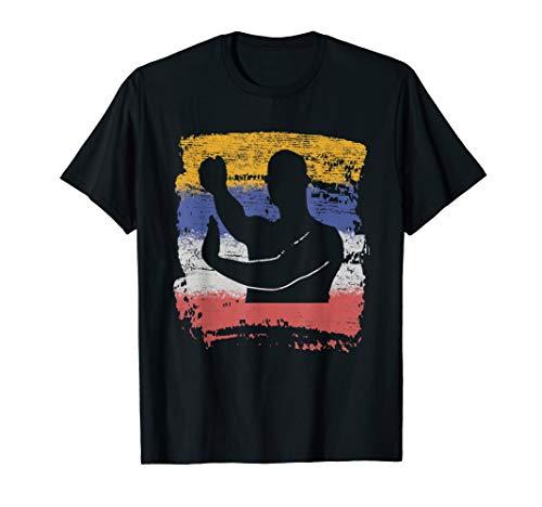 Wing Chun Shirt I Chi Sau Langstock Doppelmesser Ying Yang