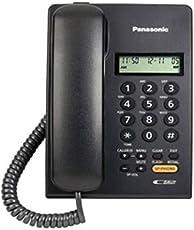Panasonic KX-TSC62SXB Corded Telephone - Black