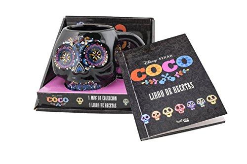 Coco. Libro de recetas y taza de colección (Hachette Heroes - Disney
