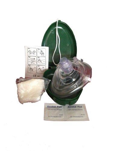 Steroplast Beatmungsmaske HLW Erste Hilfe Reanimation