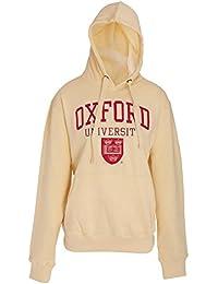 Oxford University Sudadera con capucha con diseño oficial de unisex para adulto