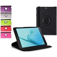 "Theoutlettablet - Funda para tablet Samsung Galaxy Tab A 9.7"" SM-T550,  SM-T555, SM-550 , color negro"