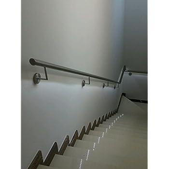 treba frewa edelstahl handlauf set mit 1 bewegungsmelder. Black Bedroom Furniture Sets. Home Design Ideas