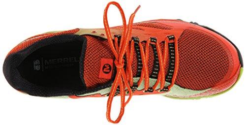 Merrell All Out Charge Scarpe Da Trail Corsa Orange