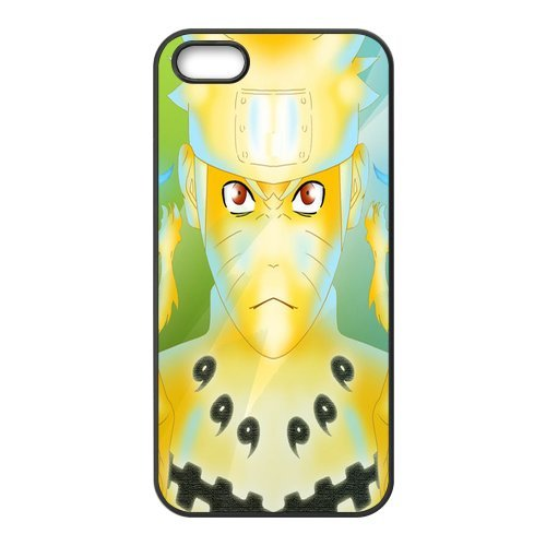 iPhone 5/iPhone 5S Case Coque, Screen Protector pour iPhone 5 5S, Naruto Designs iPhone 5S Case, iPhone 5/iPhone 5S Coque de protection Case