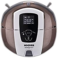Hoover RBC 070 RBC070-Robot Aspirador con Filtro HEPA, hasta 120 Minutos de autonomía