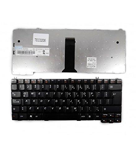 3000 V100 Series Notebook (Tastatur für Notebook Lenovo 3000Series N100C100V100N220Latin)