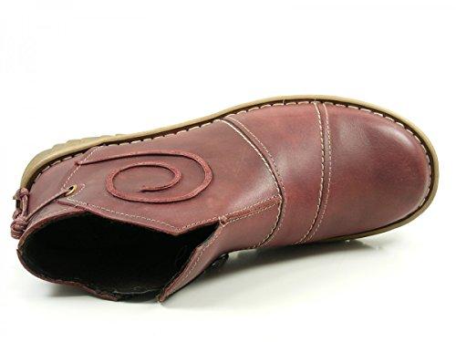 Josef Seibel 66811-MI887 Melli 11 bottes femme Rouge