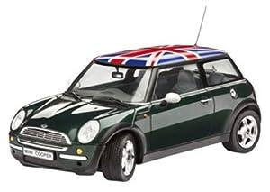 Revell Modellbausatz 07166 Mini Cooper - Maqueta de Coche (Escala 1:24)