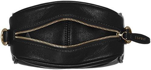 Borsa A Tracolla Esprit Ladies 097ea1o030, 9x13x19,5 Cm Nero (nero)