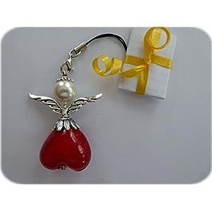 ENGEL POST Perlen-Engel mit Botschaft Handmade in Germany