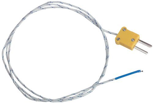 Extech TP870 -40 to 482-Degrees F Bead Wire Type K Temperature Probe by Extech -