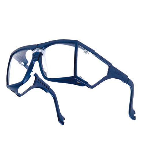'Bollé Occhiali protettivi'Teknic, 1pezzi, taglia unica, colore: blu, tekci