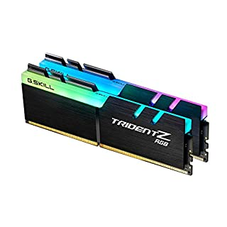 G.SKILL F4-3000C16D-16GTZR 16 GB (8 GB x 2) Trident Z R GB-Serie DDR4 3000 MHz PC4-24000 CL16 Zweikanal-Speichersatz - Schwarz mit voller Länge RGB LED-Lichtleiste (B01MY9JS71) | Amazon price tracker / tracking, Amazon price history charts, Amazon price watches, Amazon price drop alerts
