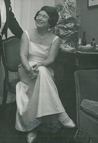 FAVERO Mafalda, soprano - par N.A. -