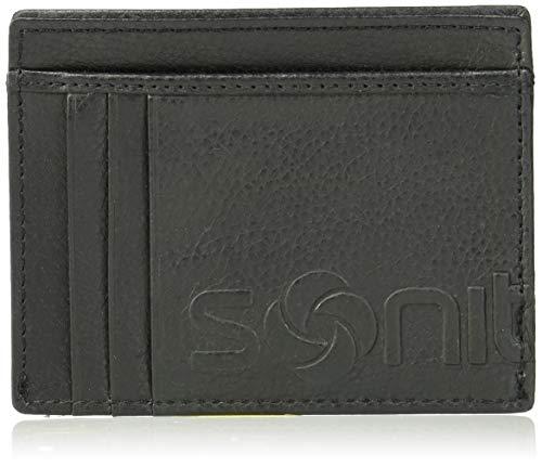 Samsonite Herren Signature Geldbörse, schwarz, Unzutreffend -