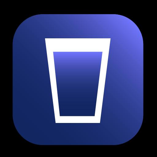 Wasser trinken Alarm (Trinken Spanisch)