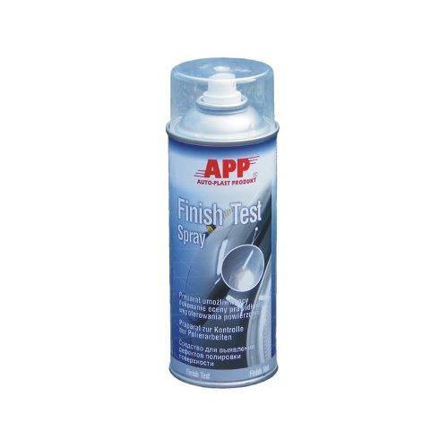 Finish Test Spray Kontrolle der Polierarbeiten 400ml