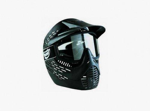 JT Erwachsene Paintball Maske Elite Radar Thermal Schutzmaske, Black -