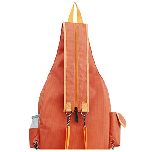 BROADCOM Leichte Wanderrucksack, Natuce Multifunktionale Wasserdicht für Outdoor-Sport Unisex Rucksack Pro Training Backpack Rosa