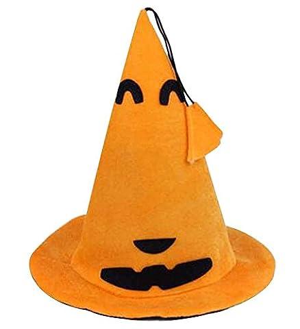 Costumes Bon Marché Halloween Pour Les Costumes Adolescente - Ensemble de chapeau de sorcière de chapeau