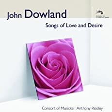 Songs of Love and Desire (Audior)