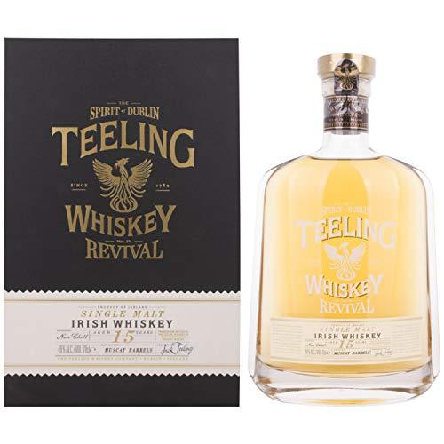 Scatola regalo whiskey teeling 2 bicchieri omaggio idea regalo