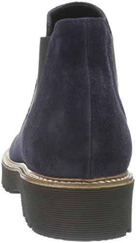 Gabor Damen Comfort Sport Chelsea Boots Blau (ocean (S.S/C) 46)