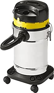 Lavorwash gNX 32 drum aspirateur sans sac 1400 w, acier inoxydable, professional, tapis, floor hard)