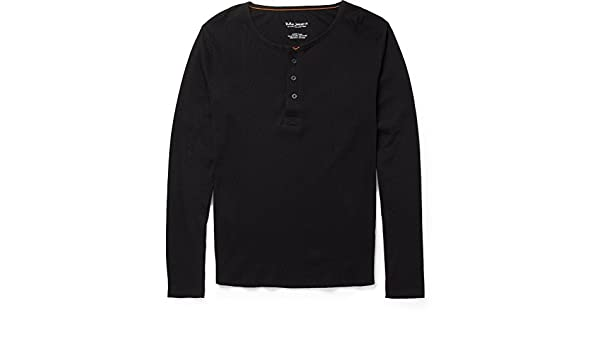 5724d271 Nudie Jeans Fairtrade Organic Cotton-Jersey Henley T-Shirt: Amazon.co.uk:  Clothing