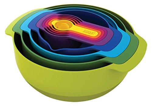 Joseph Joseph Nest 9 Plus - Multi-Colour, 9 Piece