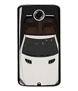 Fuson Designer Back Case Cover for Motorola Nexus 6 :: Motorola Nexus X :: Motorola Moto X Pro :: Google Nexus 6 (Drive Cars Picture Young Man Boy Royal)