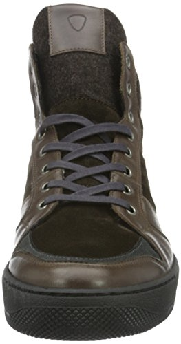 Strellson Herren New Alex High-top Braun (702)